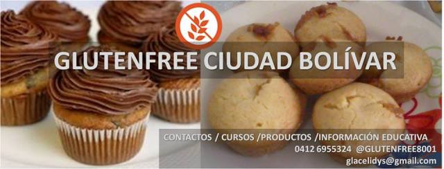 Gluten free Ciudad Bolivar