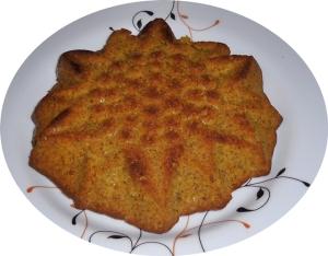 torta zanahoria y almendras 005
