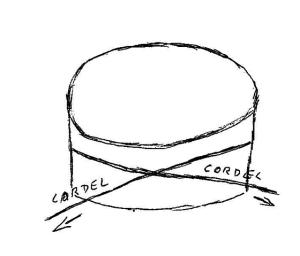 Dividir torta 2 capas