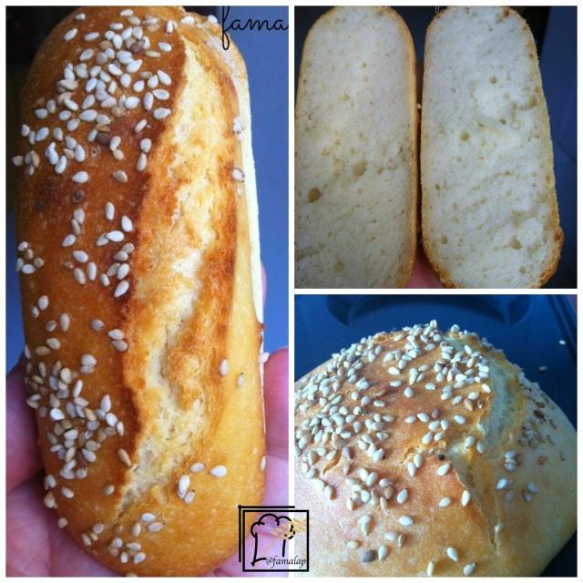 collage pan perrito y hamburguesa